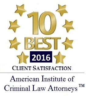 American Institute of Criminal Law Attorney